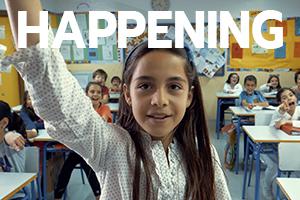 HAPPENING | VIDEOCLIP PEZ VOLADOR